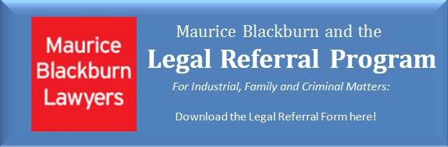 Legal referral