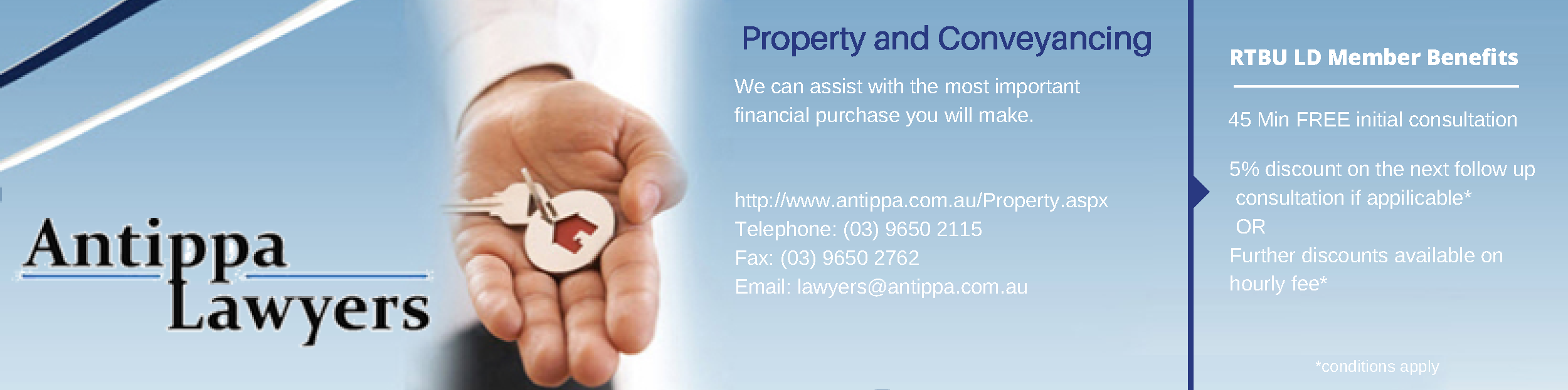 Antippa Property